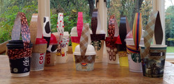 different cups