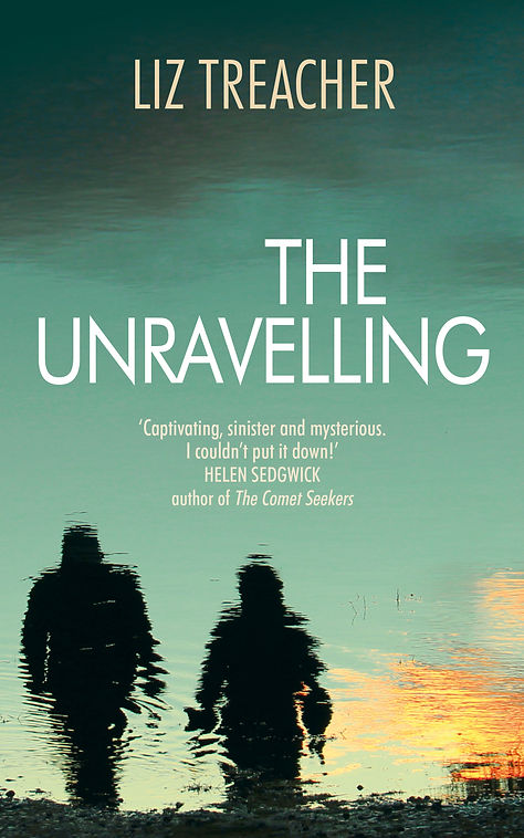 The Unravelling cover 2021 1st proof DIF