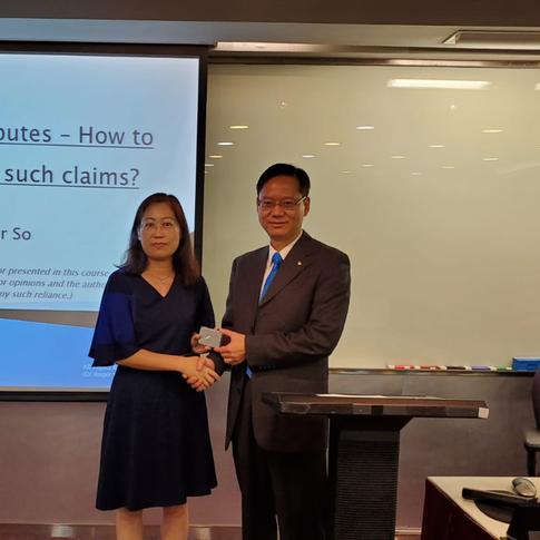 Seminar on Water Seepage Disputes