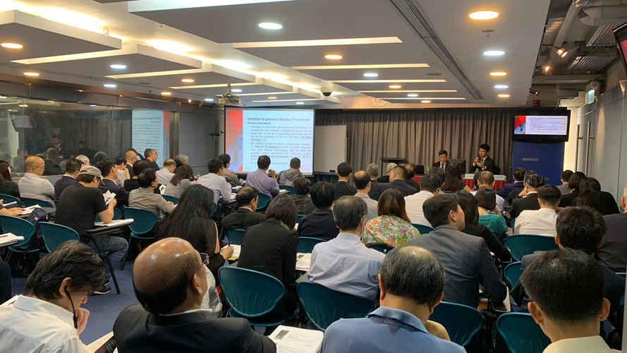 Excellent rating seminars for legal professionals