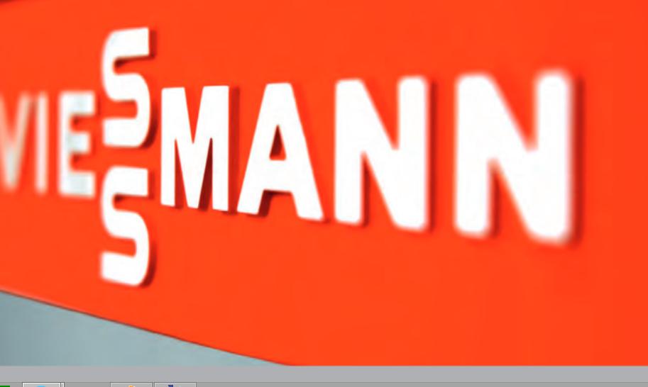 viessmann gas boiler service