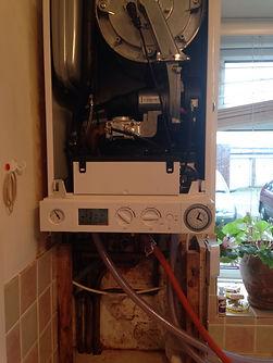 boiler flush