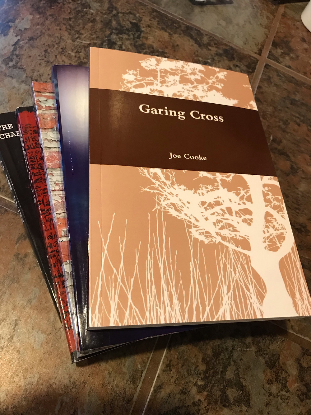 Garing Cross, by Joe Cooke (cover image)