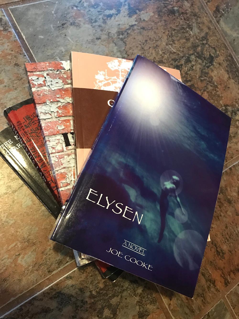 Elysen cover art
