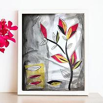 Art in acrylic