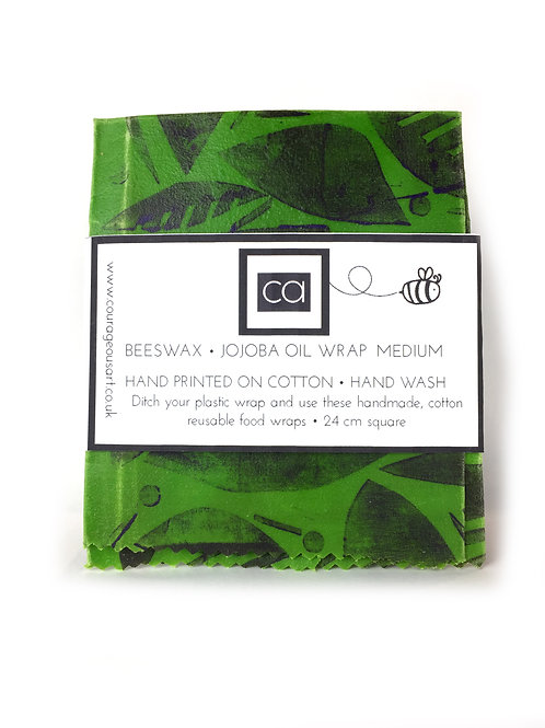 Beeswax Wraps Medium