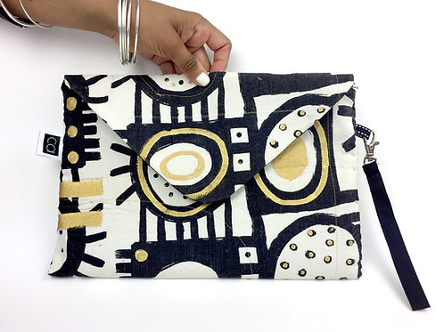Sunflower iPad/Clutch
