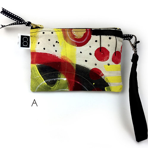 Saturn Mini Pouch Series