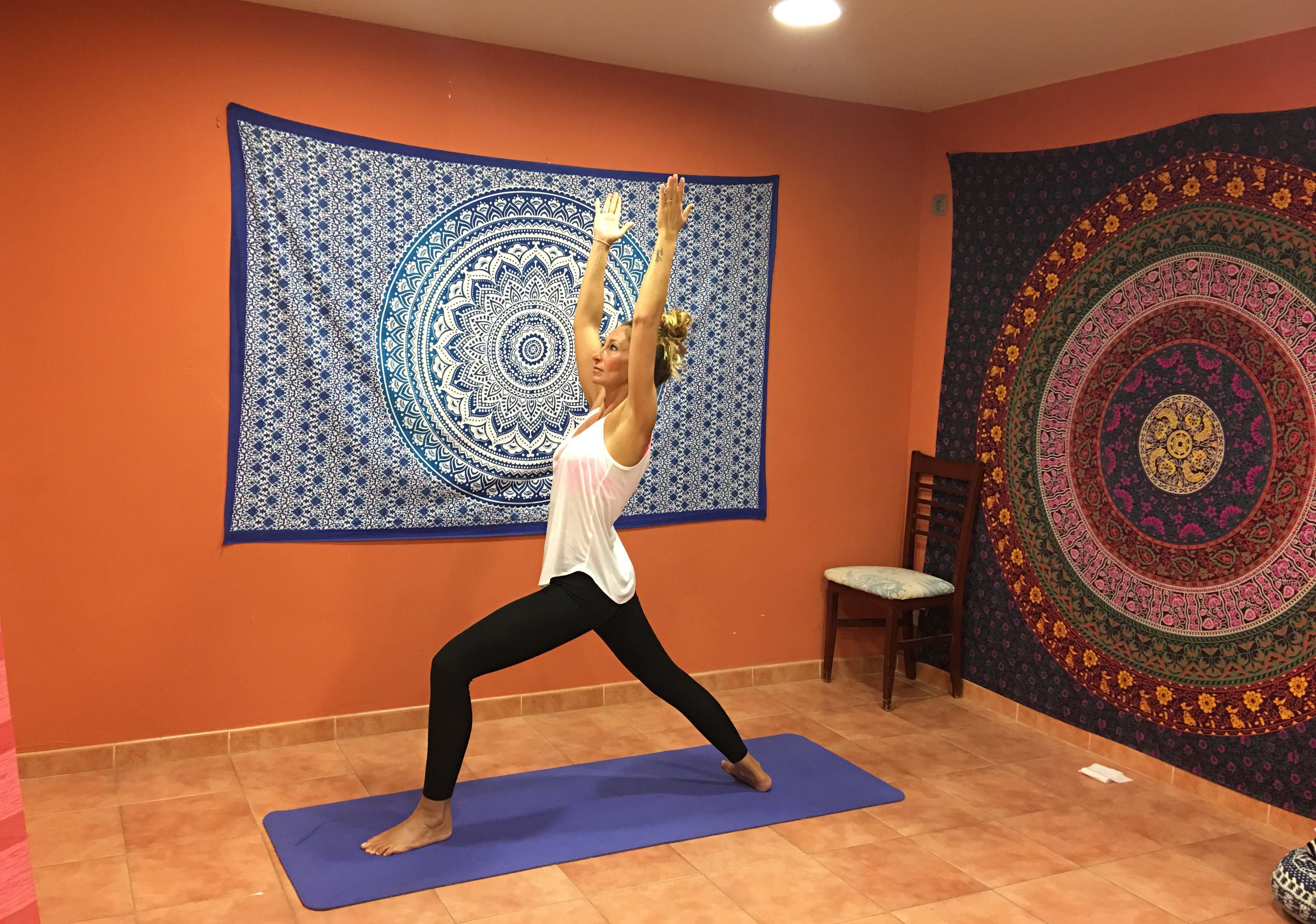 yoga class somo loredo