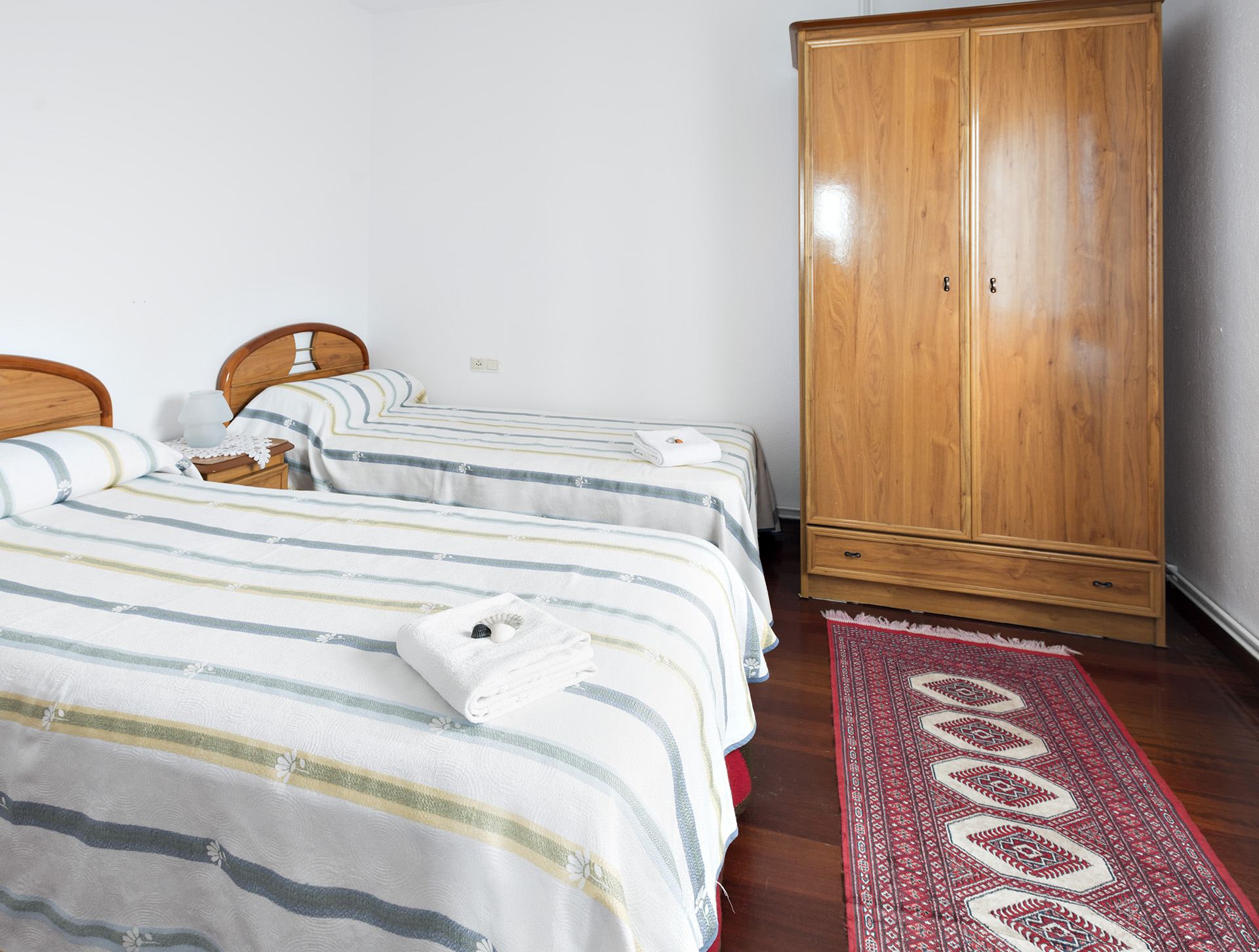 Surfcamp somo and loredo luxury room