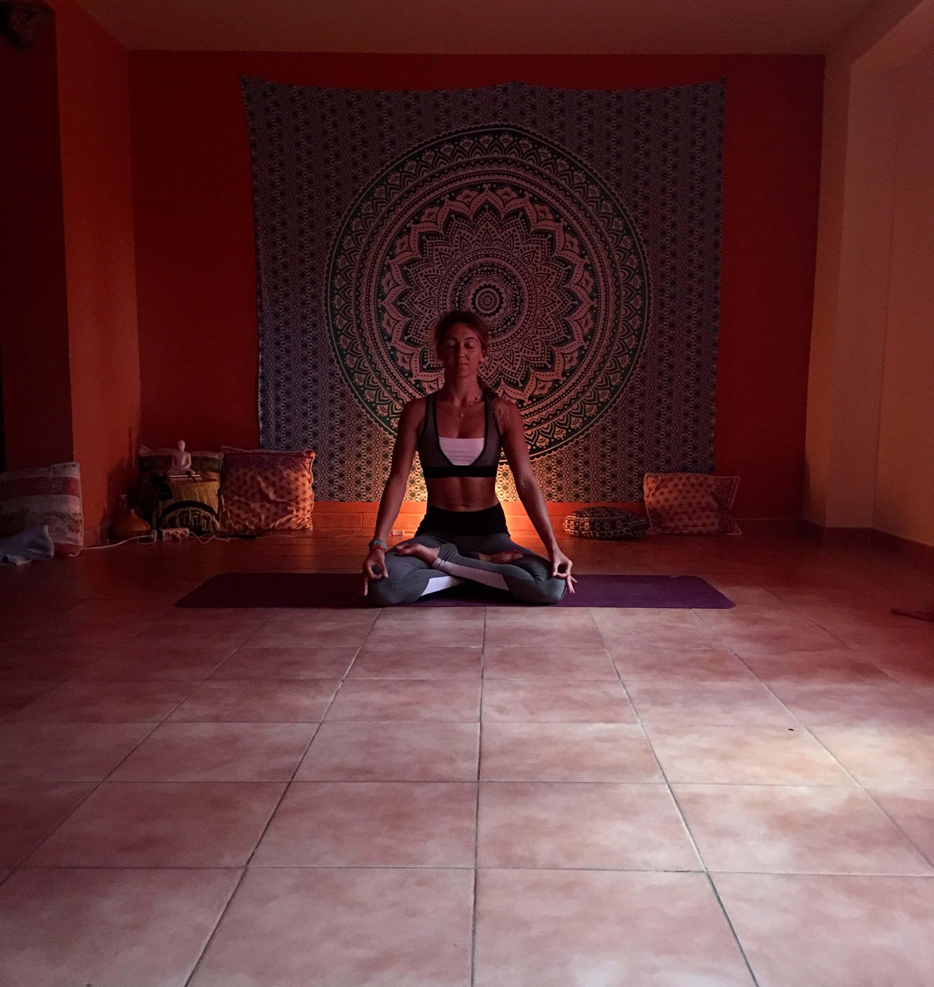 somo loredo yoga lesson