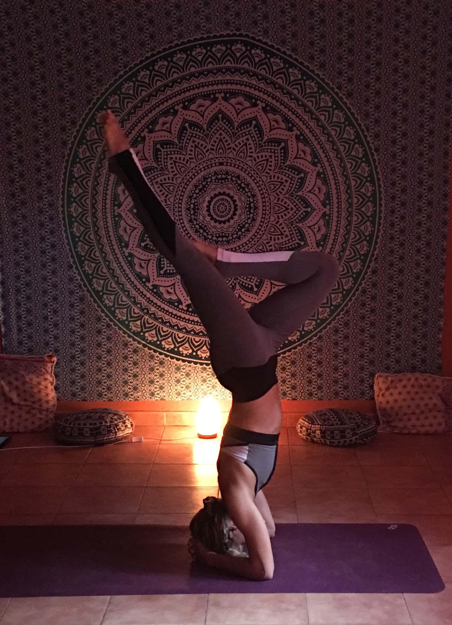 yoga escuela camilla michetti