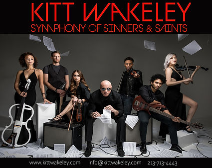 Kitt Wakeley - SInners and Saints Promo