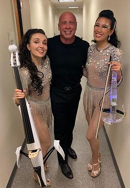 Kitt Wakeley - Back Stage - Marta & Irene
