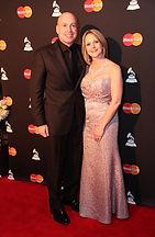 Kitt at Grammys Year One Backdrop.JPG
