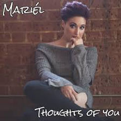 Mariel Morgan Thoughts of You Album Cove