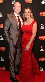 Kitt & Melissa Grammys 2015.jpg