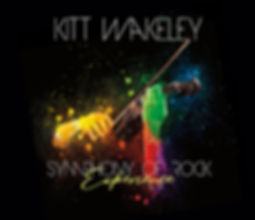Kitt Wakeley and the Symphony of Rock Ex