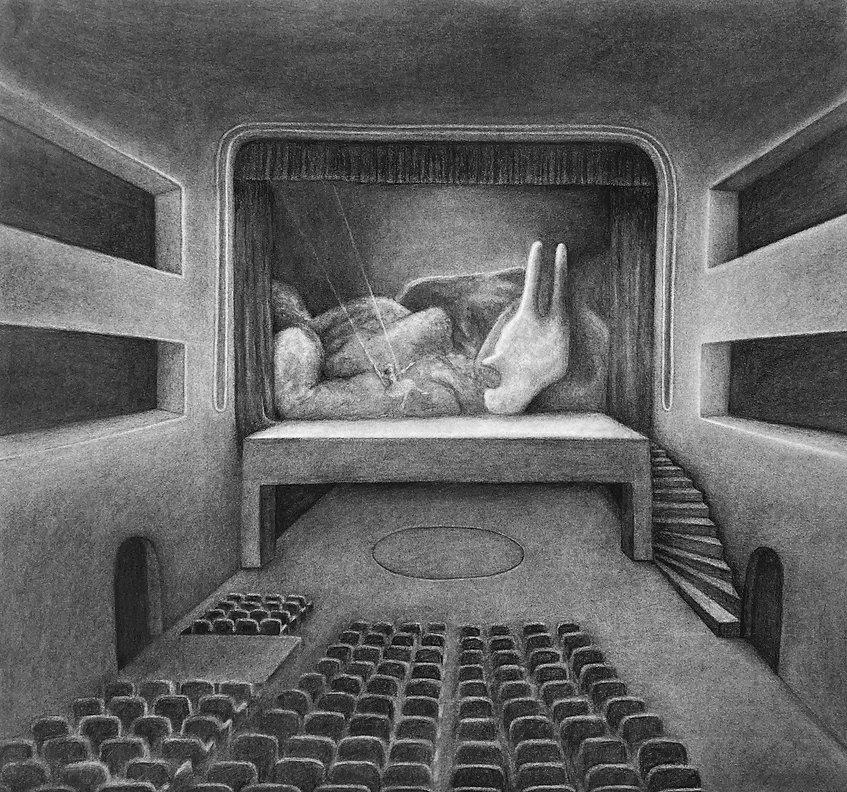 'Théâtre de la Ville Basse' ('The Lowe