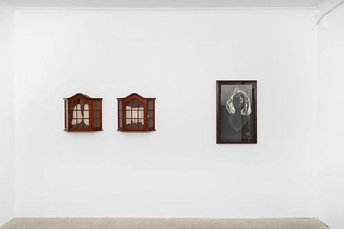 Confabulations, Camille Gillyboeuf, emerging artist, group show, galerie pompom, sydney artist