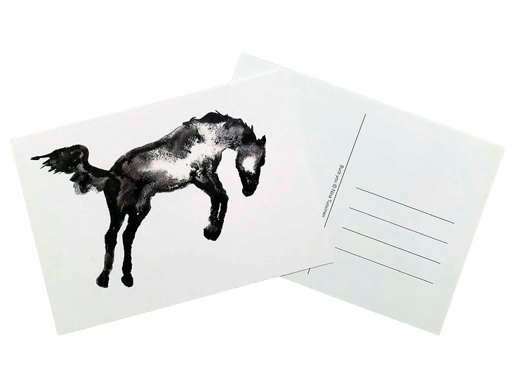 Buck You - Postcard