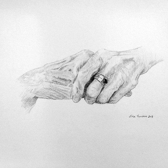 Äidin kädet
