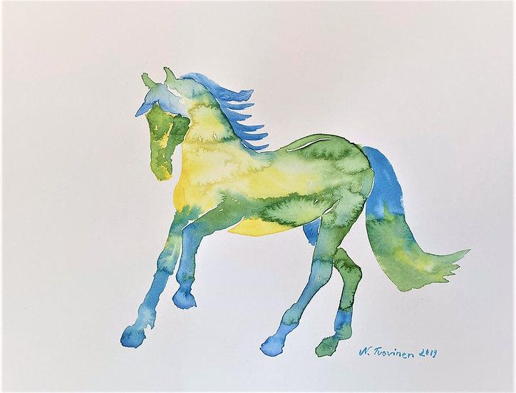 Swedish horse (A3)