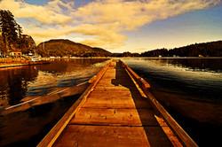 My Pender Harbour Gold Coast Sunset
