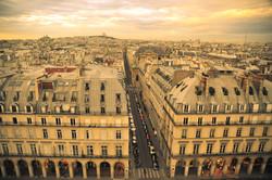 Antiqued Paris