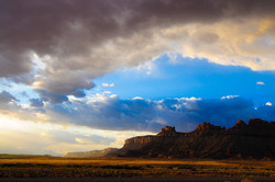 Dramatic Entrance to Canyonlands National Park
