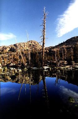 Desolation Wilderness reflections