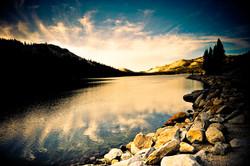 Yosemite Lake Curves