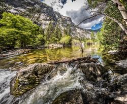River in Yosemite