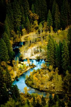 Yosemite River Winds