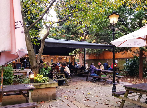 """""""Got a warm beer garden?"""" Pubs with outdoor heating in H&F"""