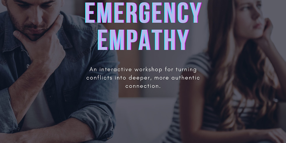 Emergency Empathy Workshop