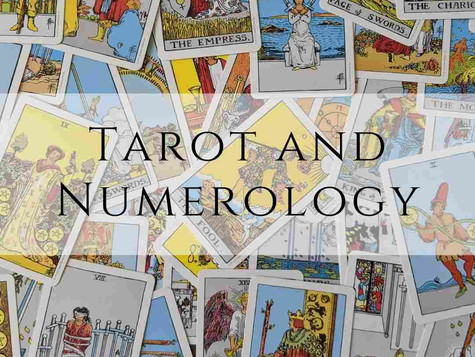 Tarot and Numerology thumbnail compresse
