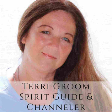 Terri Groom Spirit Guide & Channeler thu