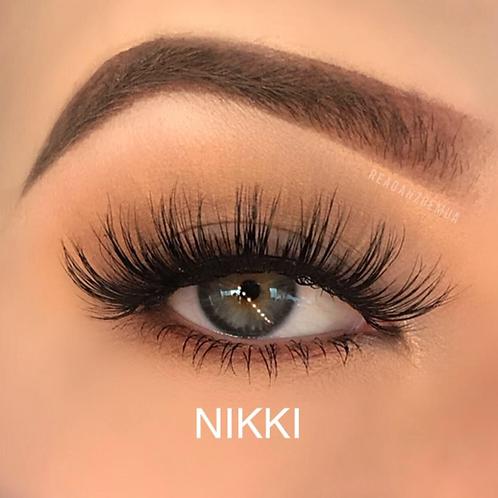 Nikki Mink Lashes | FlirtyLashes