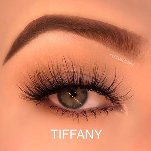 Tiffany Mink Lashes | FlirtyLashes