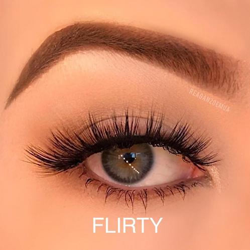 Flirty Mink Lashes | FlirtyLashes