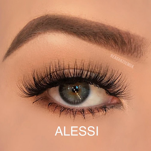 Alessi Mink Lashes | FlirtyLashes