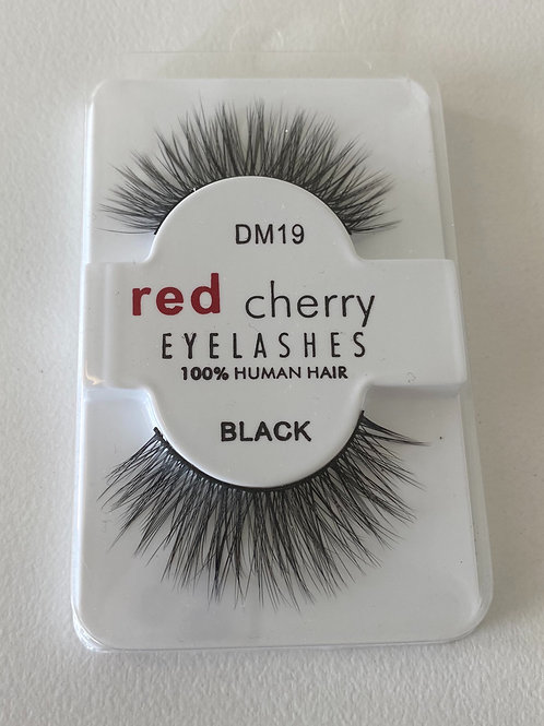 Red Cherry Eye Lashes DM19