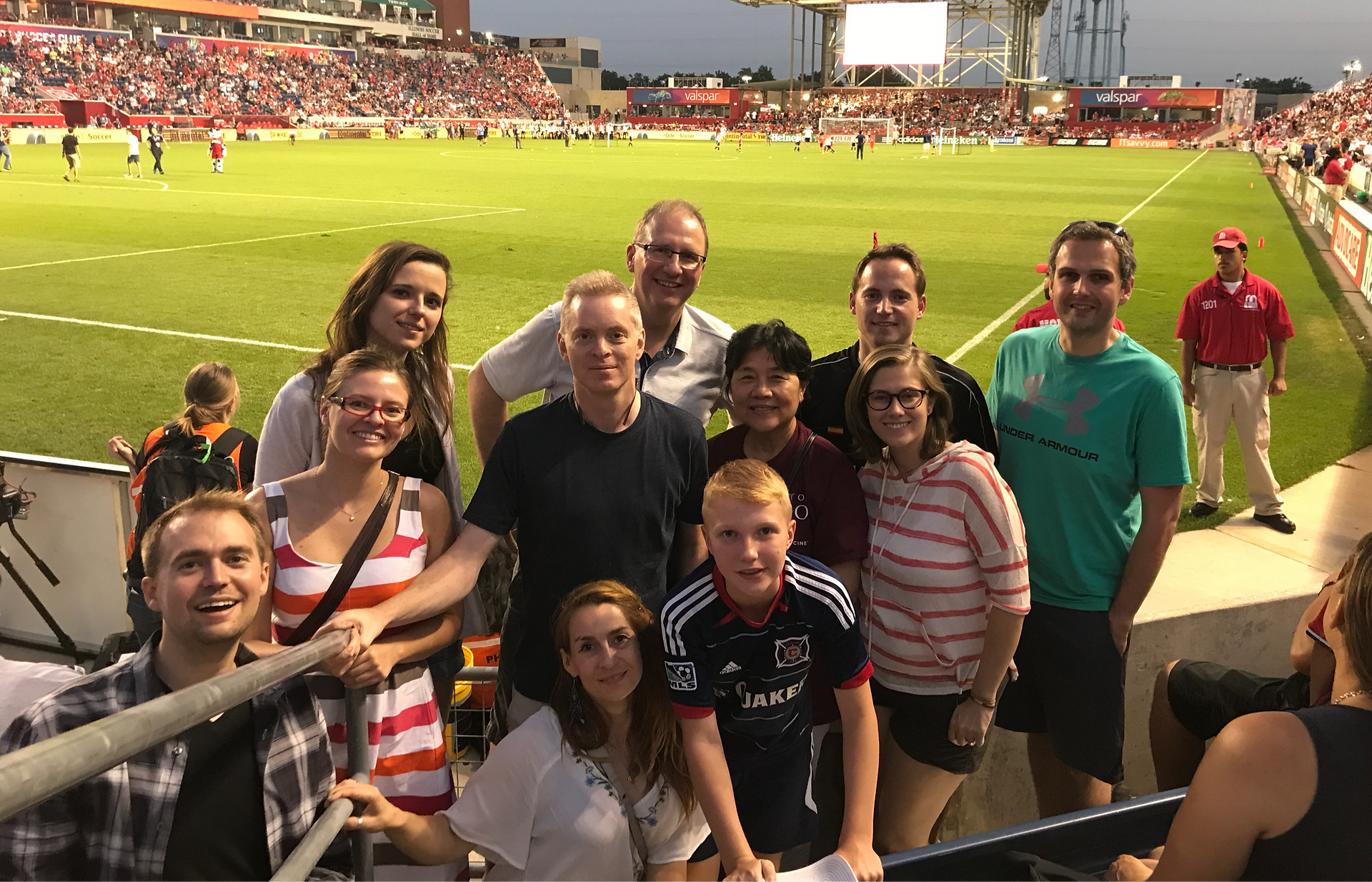 2017 Chicago Fire