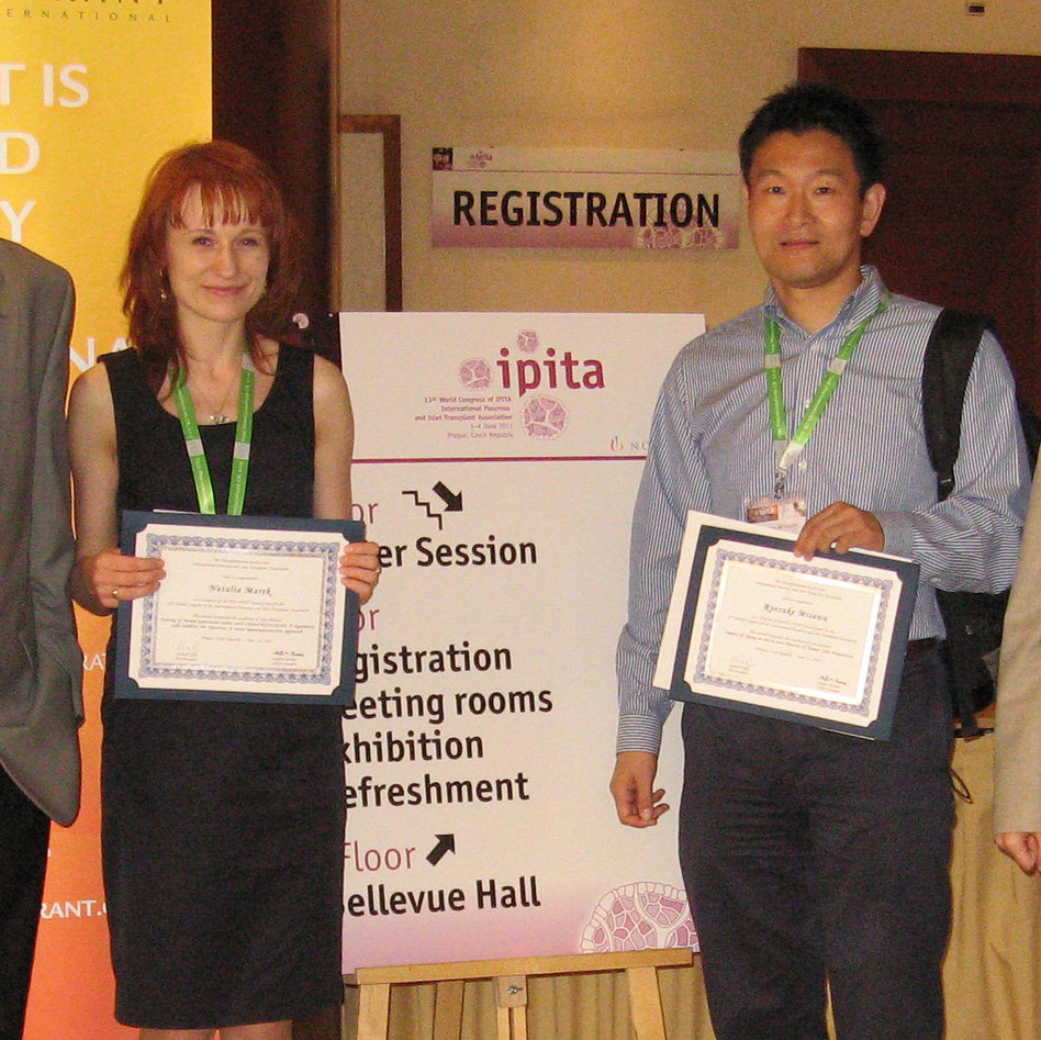 3 YOUNG INVESTIGATOR AWARDS