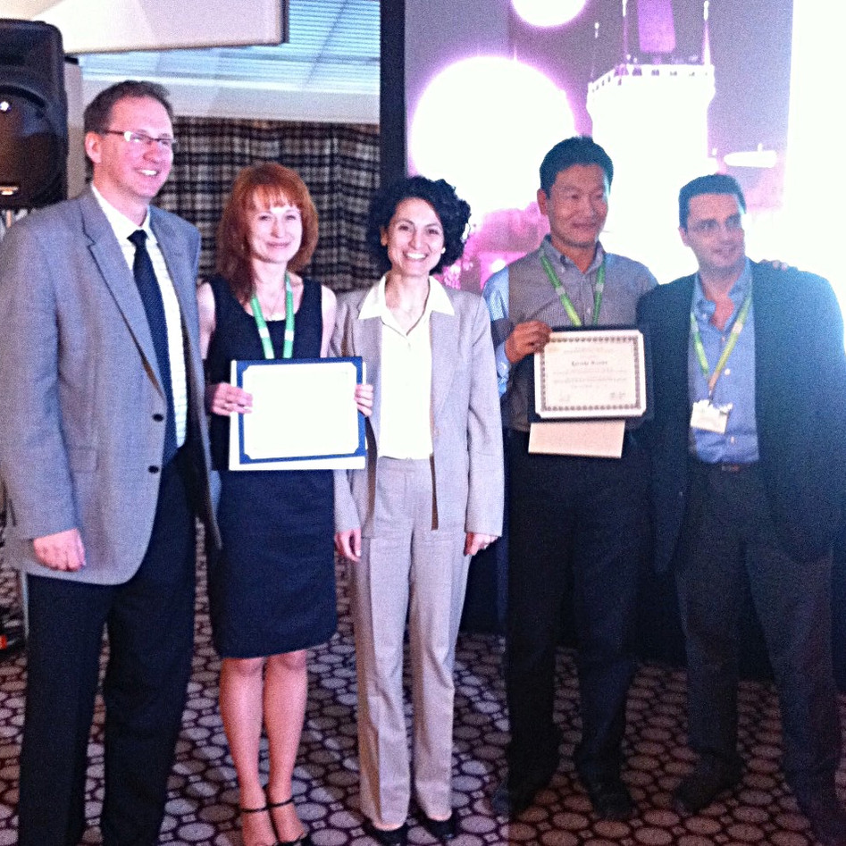 3 YOUNG INVESTIGATOR AWARD
