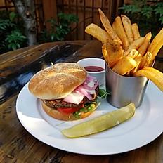 Impossible Burger (Vegetarian)