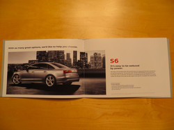 End of Term Audi Brochure
