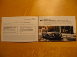 Summer of Audi Direct Mail