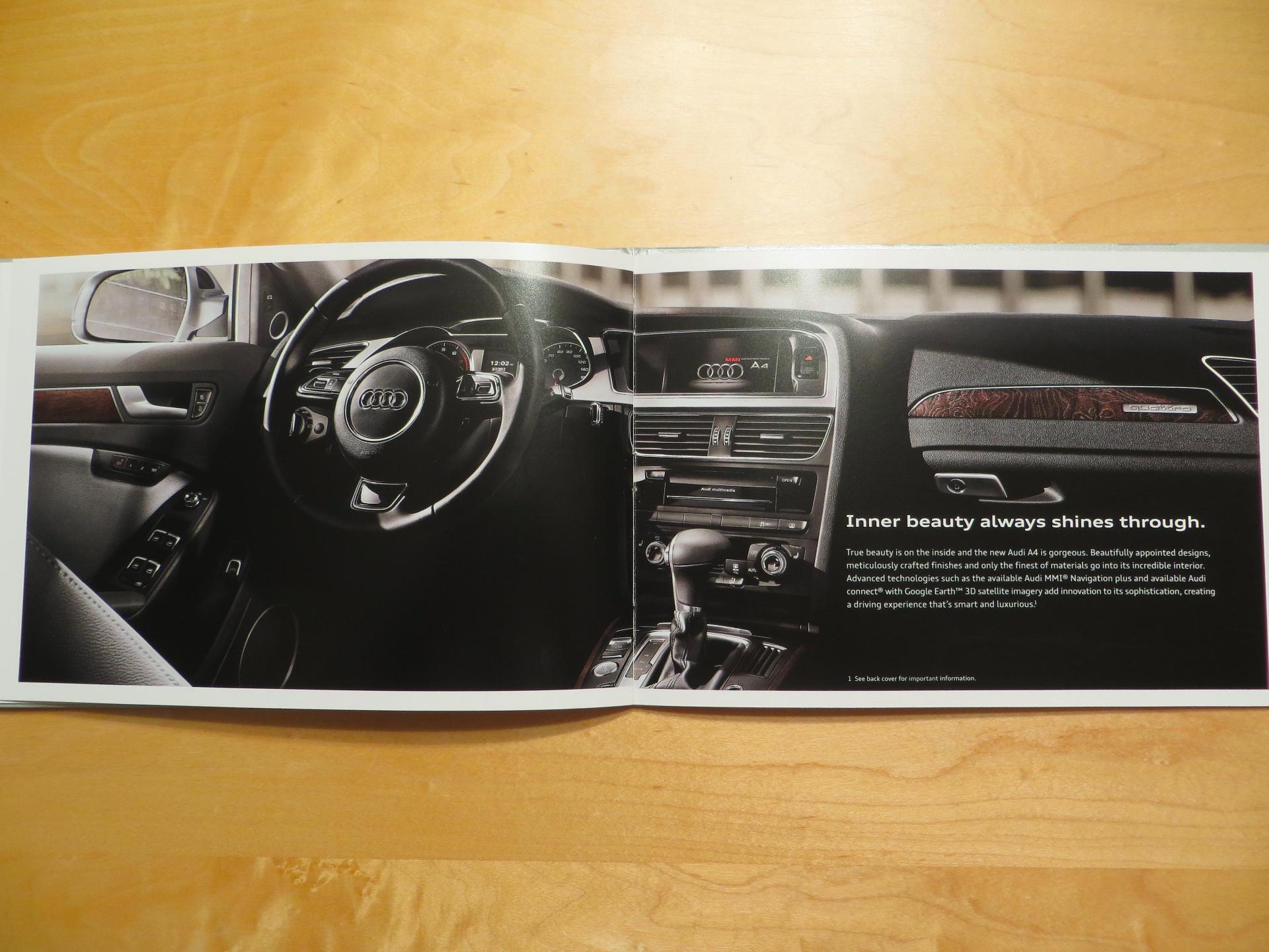End of Term Audi Brochure